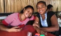 Romy et Claudine