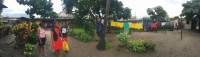 Le foyer d'Olombaovao